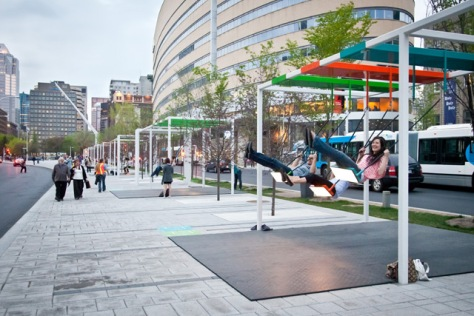 Montreal Musical Swings
